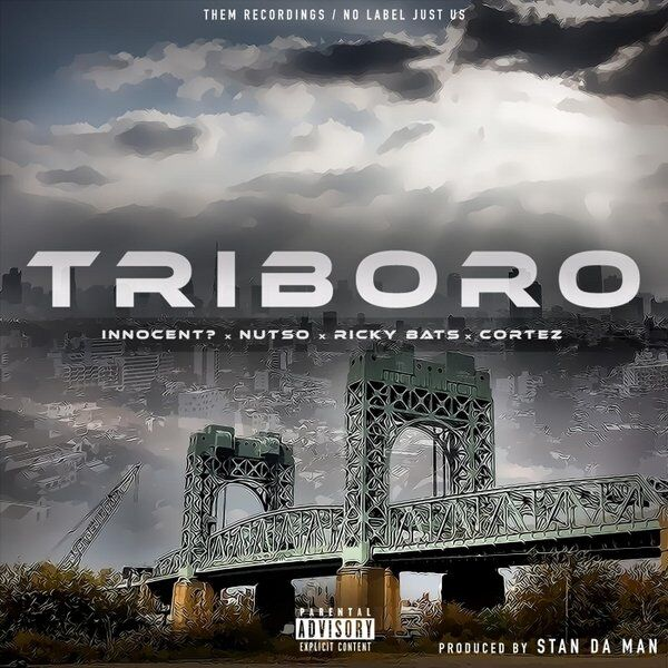 Cover art for Triboro